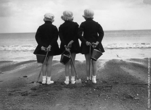 A Look Back at Summer on The British Beach