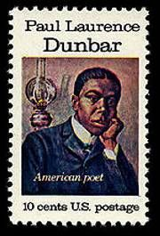 a biography of paul laurence dunbar an american poet and novelist Paul laurence dunbar was one of the first important black poets in american literature and the first black american to achieve an international audience for his work best known for his poems in dialect, dunbar became a sought-after writer at the turn of the century, popular with black and white.