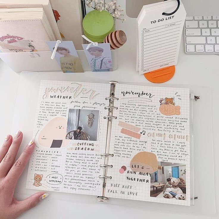 Pin by Brianna Lui on journaling in 2020 Bullet journal