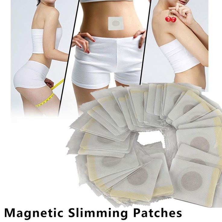 40pcs Magnetic Slim Slimming Patch Diet Weight Loss Detox Adhesive Pads Burn Fat Slim Patch Neutriherbs slim patches
