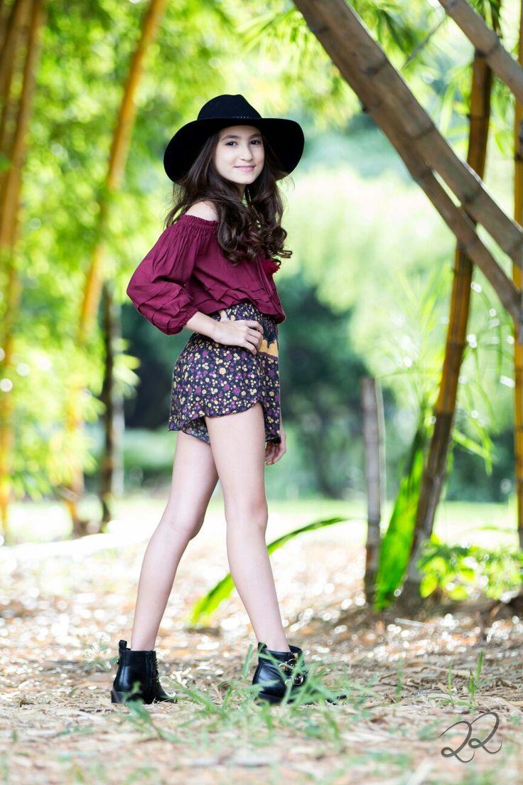 #female #adolescent #girl #model #cute #photography #rehearsal #feminino #adolescente #menina #meiga #modelo #fotografia #ensaio #cowgirl #estilo #style