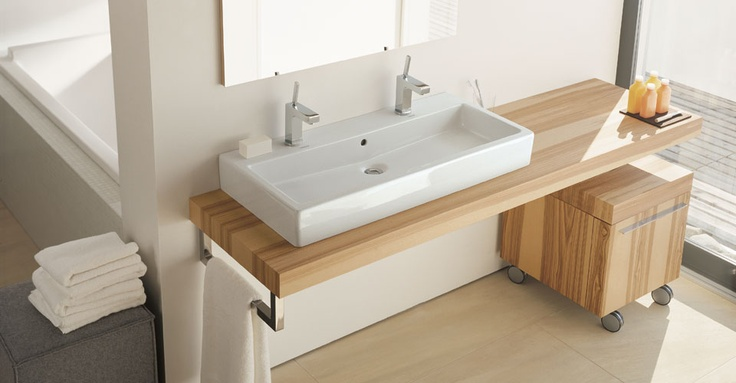 Fogo 2 sets of taps, one basin