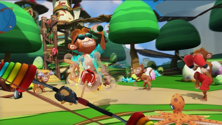 50 Days of PS VR #5: 'Ace Banana' Makes You a VR Legolas… If Orks Were Monkeys