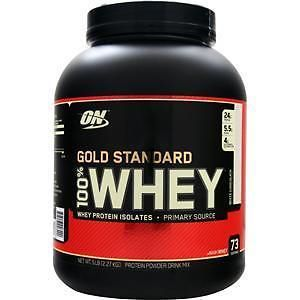 Protein Shakes and Bodybuilding: Optimum Nutrition 100% Whey Protein - Gold Standard White Chocolate 5 Lbs -> BUY IT NOW ONLY: $53.99 on eBay!