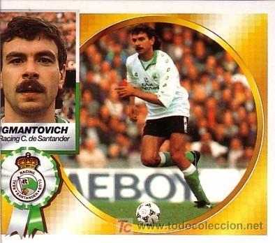 """Hoy, en """"Bigotazos ilustres de la LFP"""", Zygmantovich.   Nos referimos a una época donde los jugadores eran calvos, llevaban bigote tardo-franquista e incluso fumaban."""