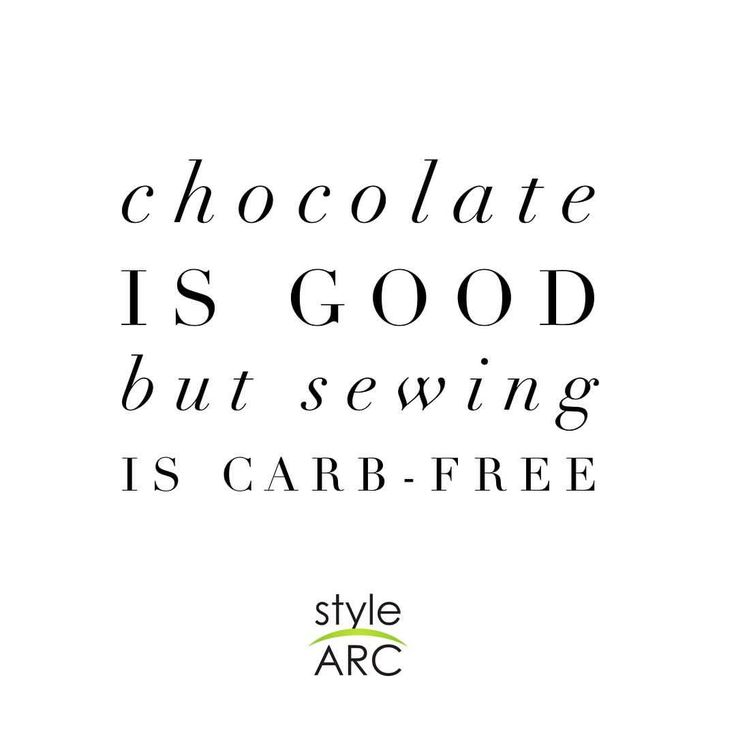 "222 Likes, 7 Comments - Style Arc (@stylearc) on Instagram: ""You know you love sewing when you'd choose it over chocolate! ✂️ #stylearc"""