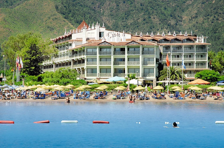 Hotel Marti Perla, Marmaris, Turkey. Holiday hotel!!