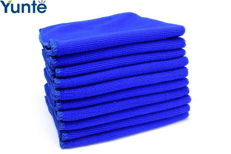 10 pz in microfibra auto detergente per vetri panno spazzola parabrezza ruota auto window cleaner wash asciugamano tappetino antiscivolo