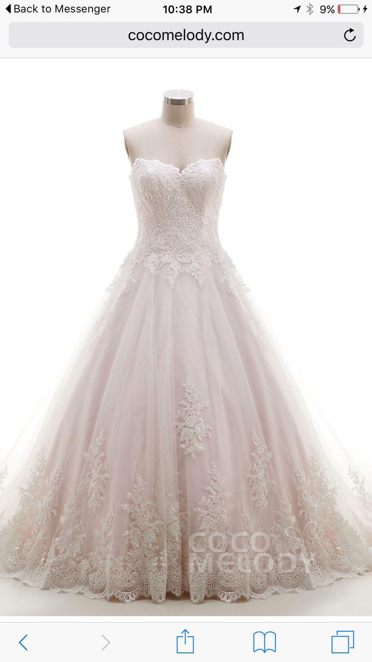 60 besten Kleid Bilder auf Pinterest | Hochzeitskleider, Linie und ...