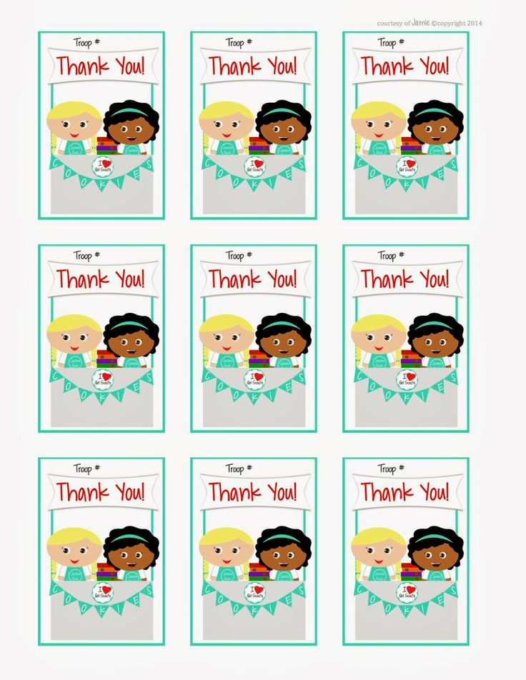75 Best Girl Scouts Sales Printables Images On Pinterest