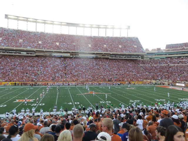 The 12 Best Destinations in College Football: The University of Texas