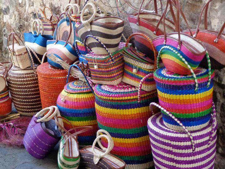 Shopping mexican crafts / Artesania Mexicana