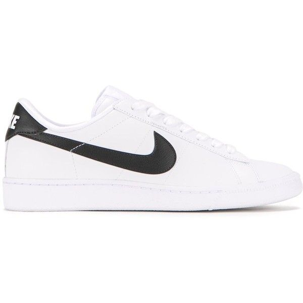 Nike \u0027Tennis Classic\u0027 sneakers ($105) ? liked on Polyvore featuring shoes,