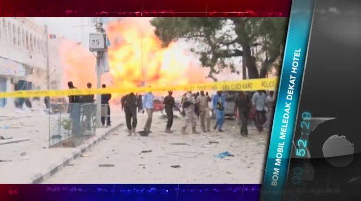 Sedikitnya delapan orang meninggal akibat dua bom mobil meledak di Somalia. Pusat kota Baghdad diguncang bom. KTT CELAC bagi negara-negara Amerika Latin dan Kepulauan Karibia dimulai di Republik Dominika. Musim dingin ekstrim terjang wilayah Kashmir di India. Versi awal dipublikasikan pada - http://www.voaindonesia.com/a/kilas-voa-26-01-2017/3692248.html