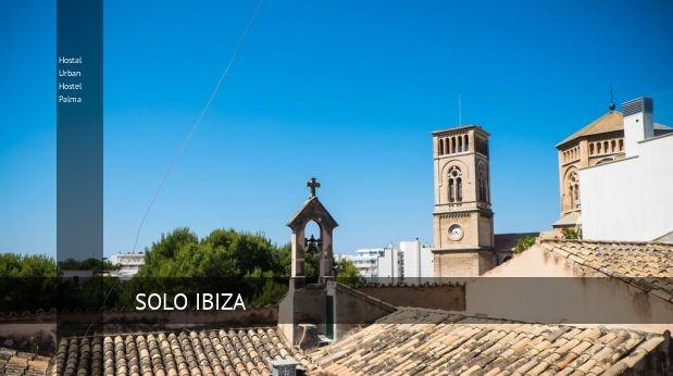 Hostal Urban Hostel Palma en Mallorca opiniones y reserva