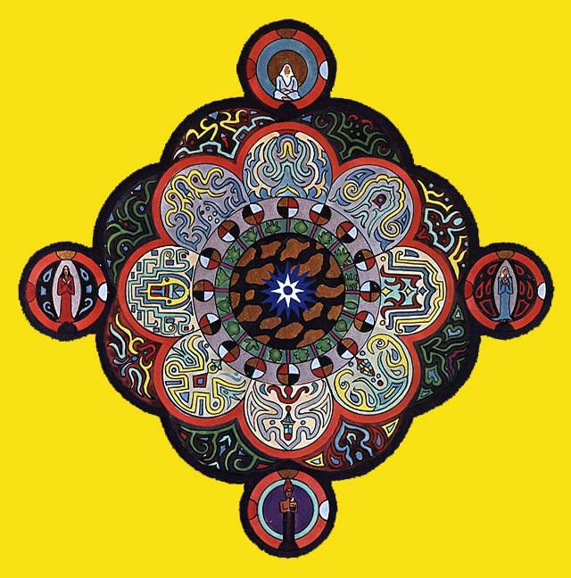 103 Best Carl Jung Mandalas From The Red Book Images By Maria Karki