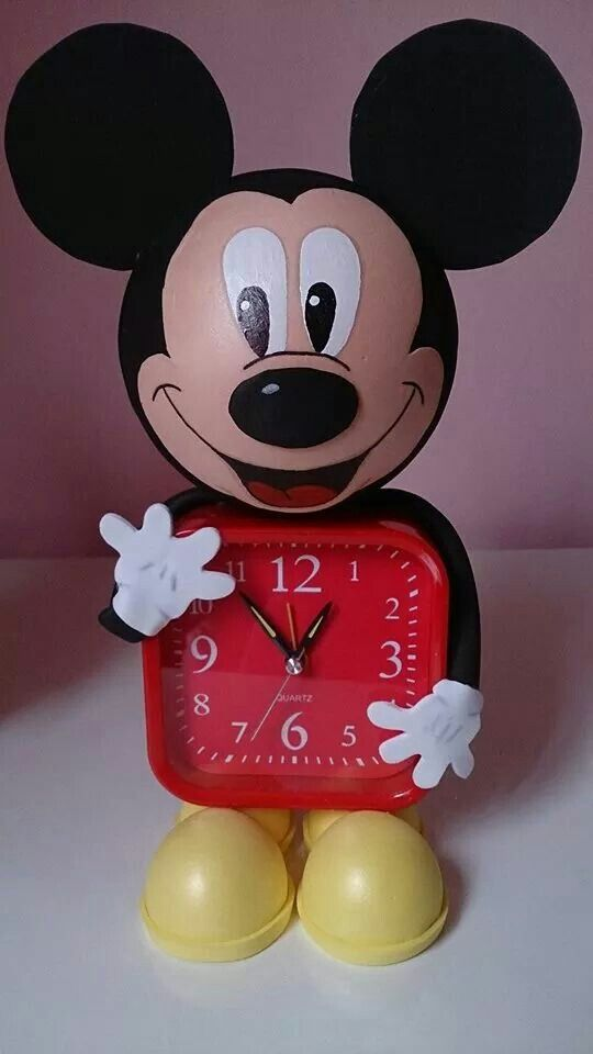 Reloj mikey