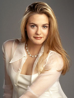 Alicia Silverstone...I love her in Clueless :) Great style