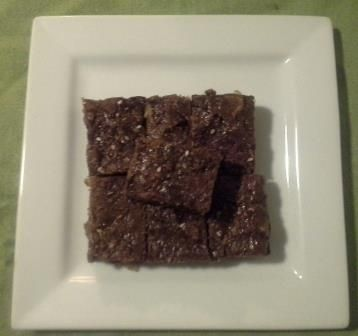 Sweet Potato Brownie. This is a different brownie with great flavour. The recipe utilses the YIAH Milk Chocolate Powder, as well as the YIAH Chocolate Almond Dukkah. For the recipe visit my Facebook page - www.facebook.com/ChristinePryorYIAH