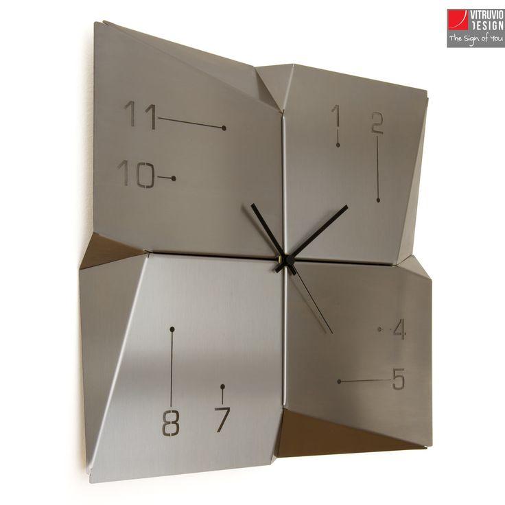 Orologio da parete di design | Made in italy | Vitruvio Design