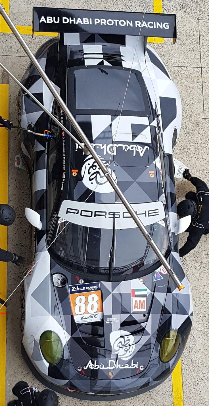 Dempsey Proton Racing 3016