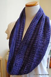 Ravelry: Third Rail Cowl pattern by Margaret Kendall