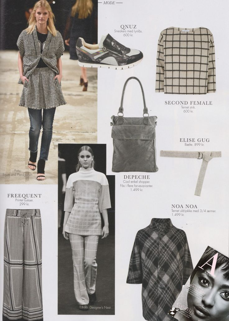 ELISE GUG SS16 belt featured in A Magazine January issue.