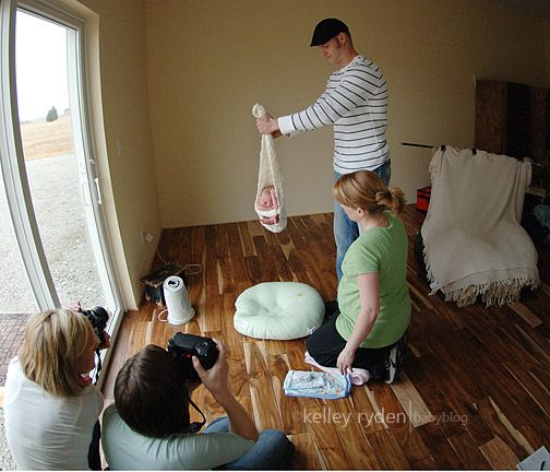 Kelley Ryden Photography - behind the scenes 3