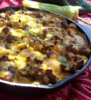 Mountain Man 1 Skillet Easy Camping Breakfast Recipes And Meals Ideas