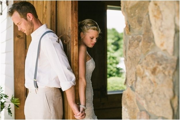 21 Brides And Grooms Praying Together Before Their Weddings