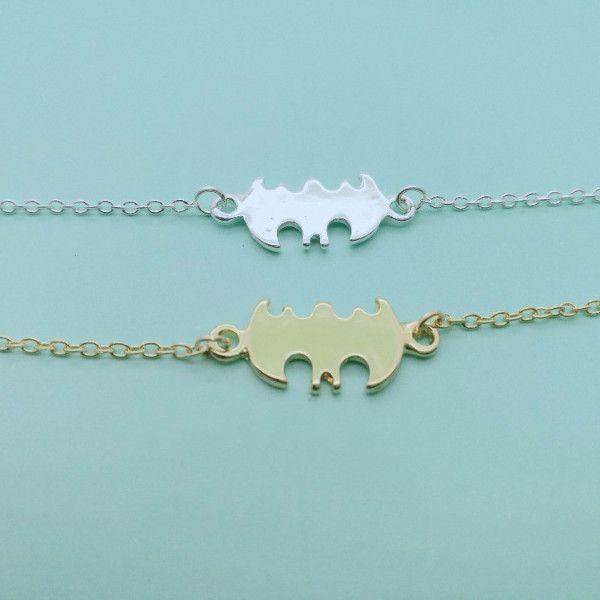 Marvel Batman Jewelry Chain Bracelet