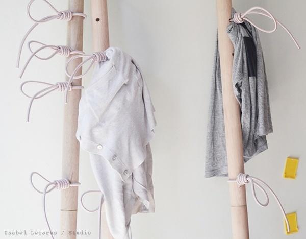 NUDO coat rack