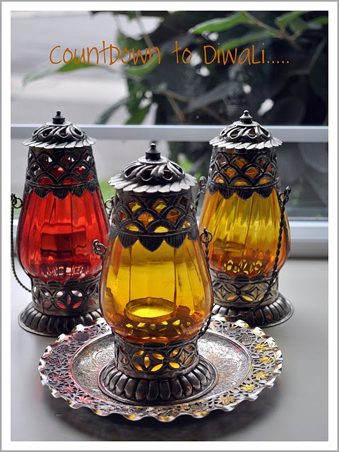 Diwali lanterns - Diwali Festival of Lights.