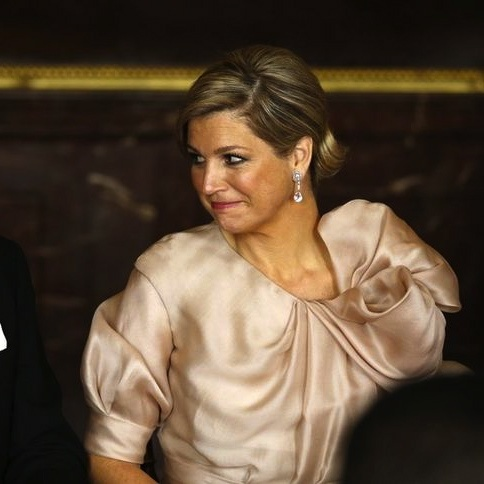 Just Skirts and Dresses: Eye candy - the dresses Queen Maxima wore yesterday
