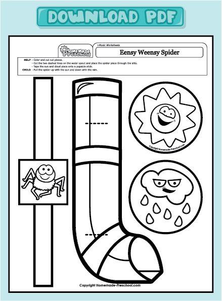 Best 25 Itsy Bitsy Spider Ideas On Pinterest