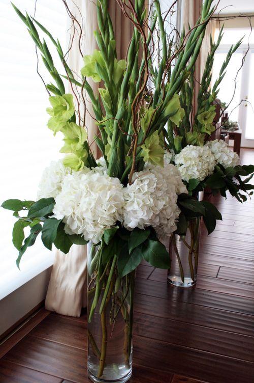Tall Vase Arrangements Branches Droughtrelief