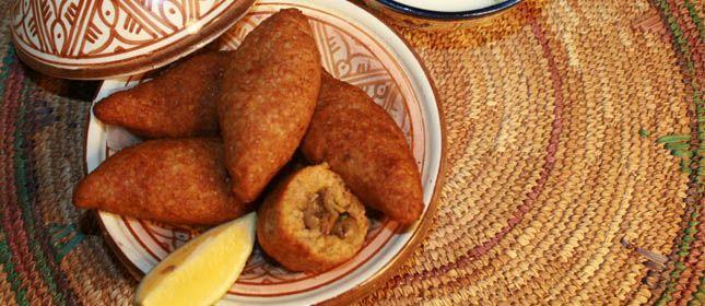 Kibbe, el plato nacional libanés