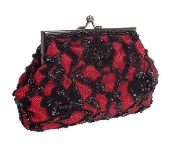 PrettyCoolBags moulin rouge clutch moyna