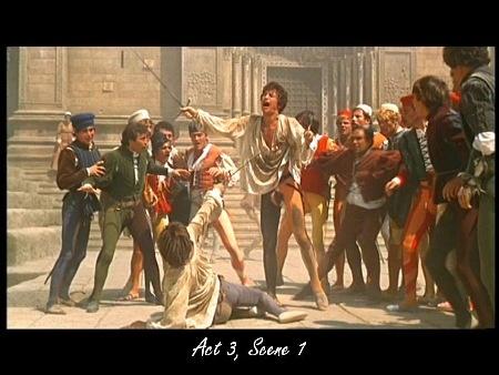 Romeo and juliet act 3 scene 1 essay