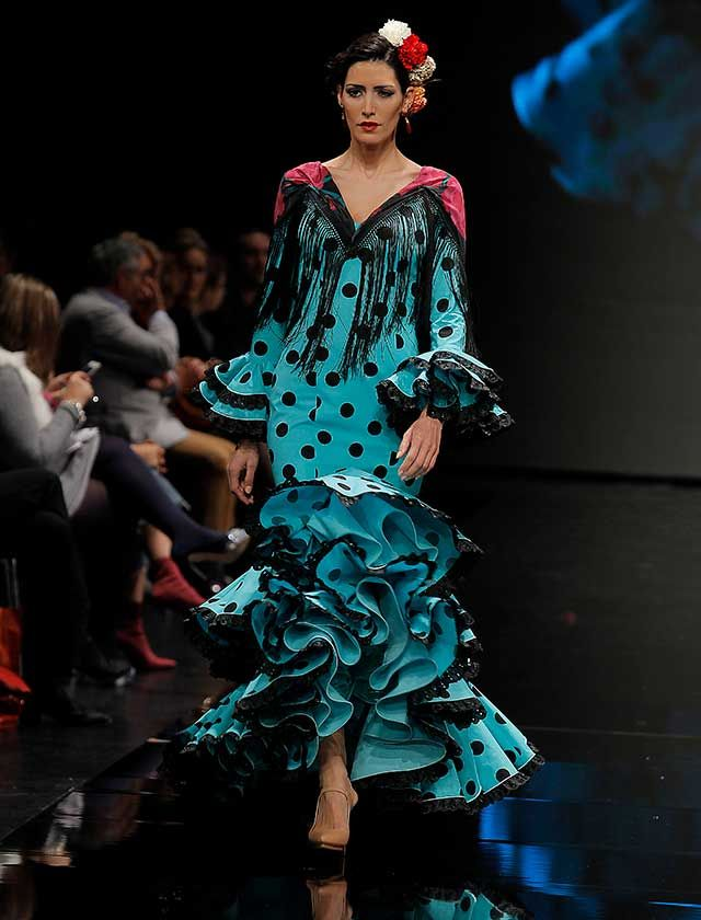 40aaaceff SIMOF 2018: el desfile de Yolanda Moda Flamenca, en fotos | Oleeeeee ...