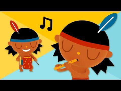 Cantemos todos esta bonita canción junto a los Diez Indiecitos. Comprar/Purchase ARGENTINA - http://smarturl.it/elreinoinfantilweb Otros Países/Other Countri...