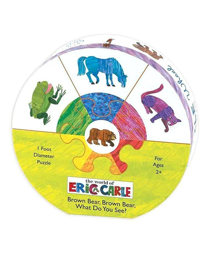 Montessori-Inspired Brown Bear, Brown Bear Activities
