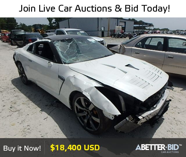 Salvage  2010 NISSAN GTR for Sale - JN1AR5EFXAM231408 - https://abetter.bid/en/vehicle-finder-auto-auctions/salvage-cars-for-sale/nissan/gtr/2010-nissan-gtr-lot-26299745-copart-loganville-ga-vin-JN1AR5EFXAM231408