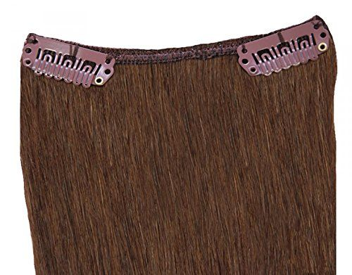 Clip In Extensions Echthaar // Haarteil mit 2 Clips | Your #1 Source for Beauty Products