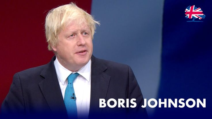 Boris Johnson: Speech to Conservative Party Conference 2015