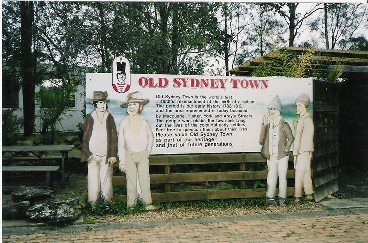 Old Sydney Town