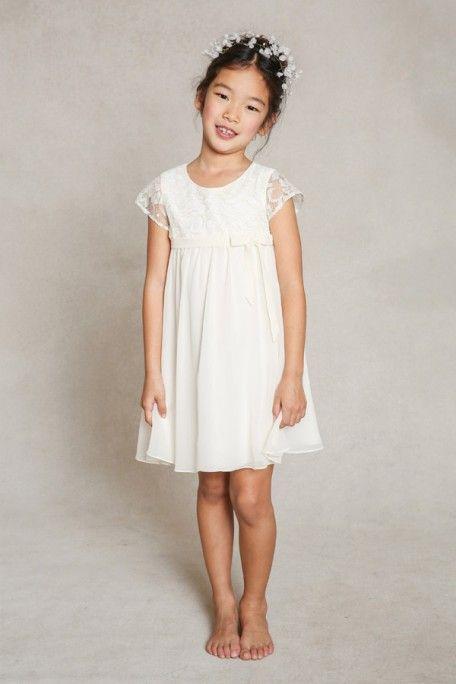 92 best flower girl images on Pinterest   Bridesmaids, Dresses for ...