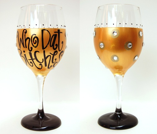 Best WHO DAT gift for the wine obsessed....like me