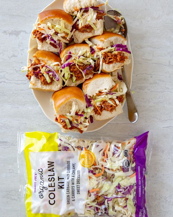 Pulled Pork Sandwiches Recipe Food