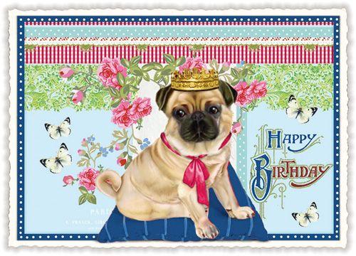 tausendschön postkarten - Happy Birthday